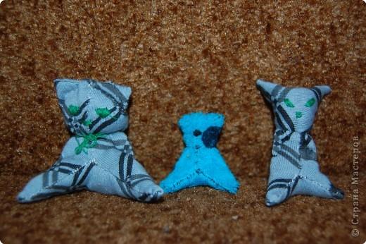 Шитьё: мягкая игрушка