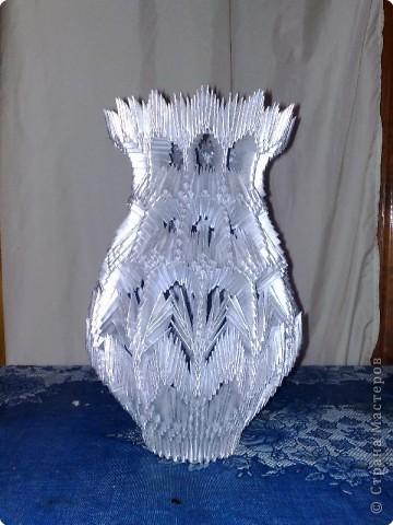 Вторая ваза - подарок племяшке. фото 1