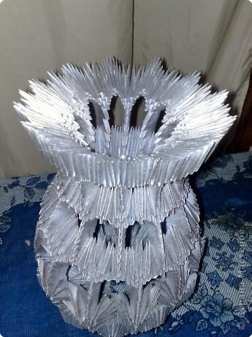 Вторая ваза - подарок племяшке. фото 2