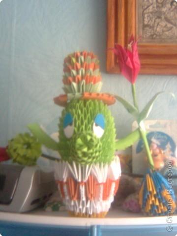 Оригами модульное: Внимание внимание!!!!!!!!! фото 2