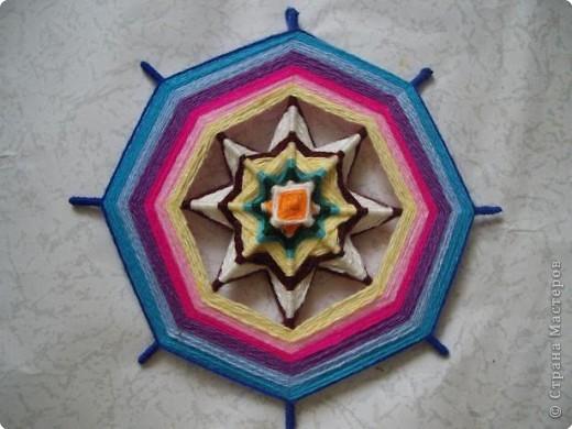 Плетение: Мандалы фото 1