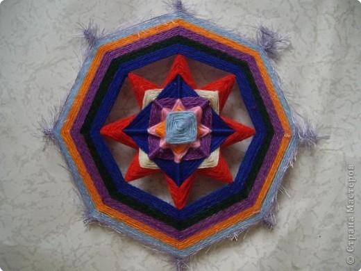 Плетение: Мандалы фото 2