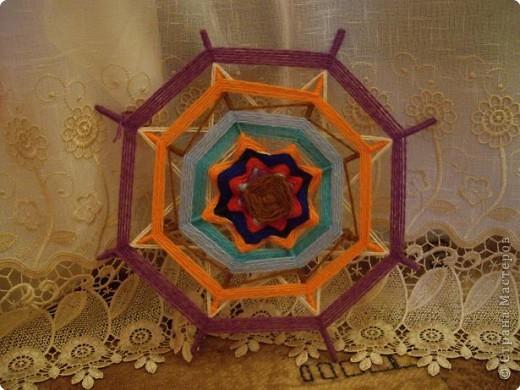 Плетение: Мандалы фото 4