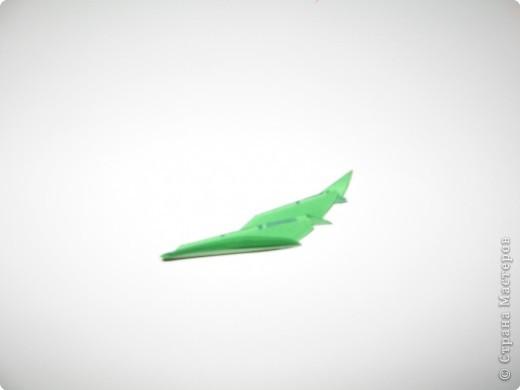 Оригами: И снова РОЗА. МК. фото 17
