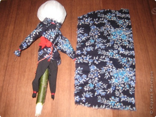 Давно хотела изготовить эту куклу, может кому пригодится МК.. фото 11