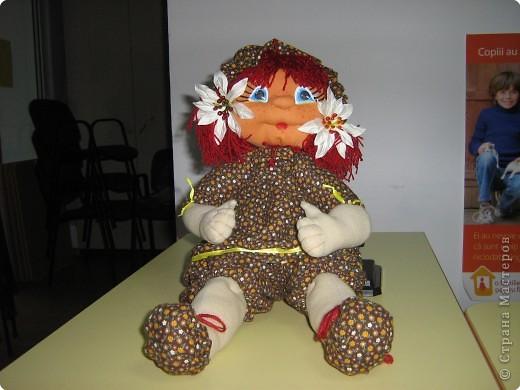 Игрушка мягкая: Maria фото 1
