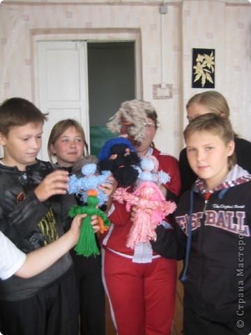 мастерим кукол.... фото 1