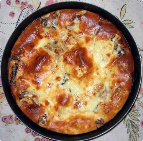 Пирог не только вкусный, но и низкокаллорийный...  фото 7