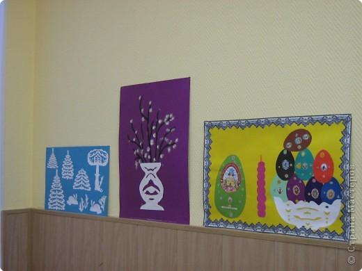 Выставка детскиих работ фото 2