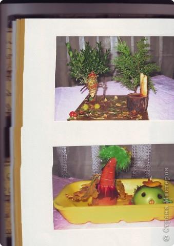 """к празднику урожая делалась выставка """"Поделки из вощей и фруктов"""", в детском саду. фото 2"""