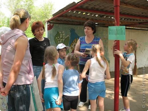 С родителями и детьми в детском саду