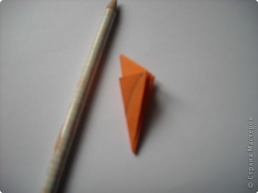 Ноготки из бумаги фото 8
