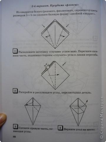 Автор кусудамы- Соколова Светлана Витальевна фото 2