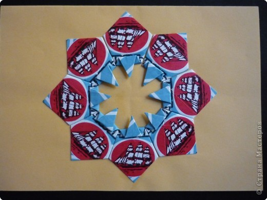 Оригами: Чайные пакетики фото 1