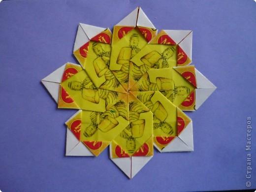 Оригами: Чайные пакетики фото 4