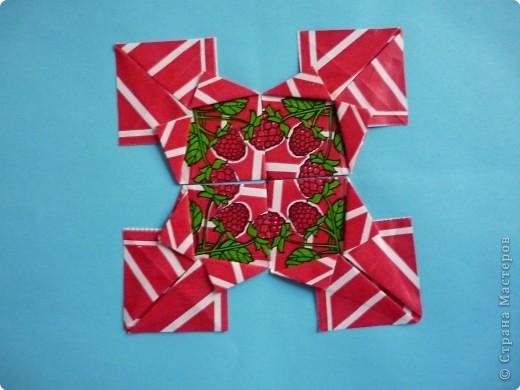 Оригами: Чайные пакетики фото 10