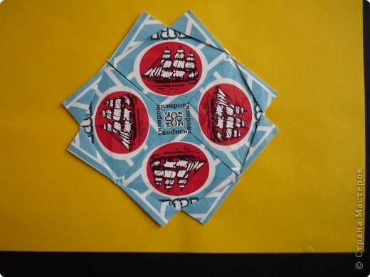 Оригами: Чайные пакетики фото 2