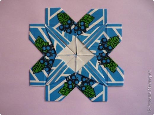 Оригами: Чайные пакетики фото 8