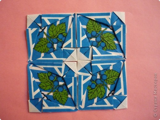 Оригами: Чайные пакетики фото 9