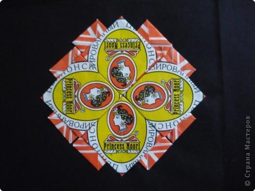 Оригами: Чайные пакетики фото 14