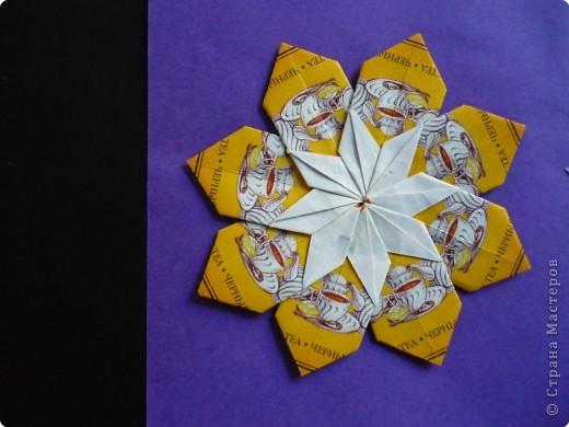 Оригами: Чайные пакетики фото 6