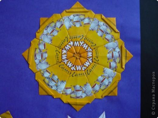 Оригами: Чайные пакетики фото 7
