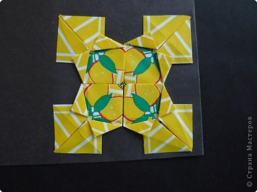 Оригами: Чайные пакетики фото 17