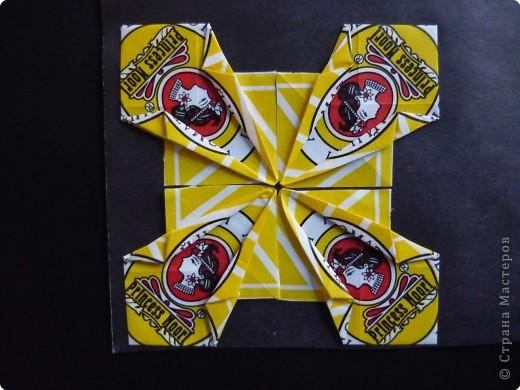 Оригами: Чайные пакетики фото 18