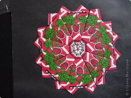 Оригами: Чайные пакетики фото 19