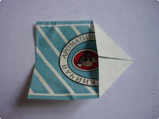 Оригами: Чайный узор 1 фото 4