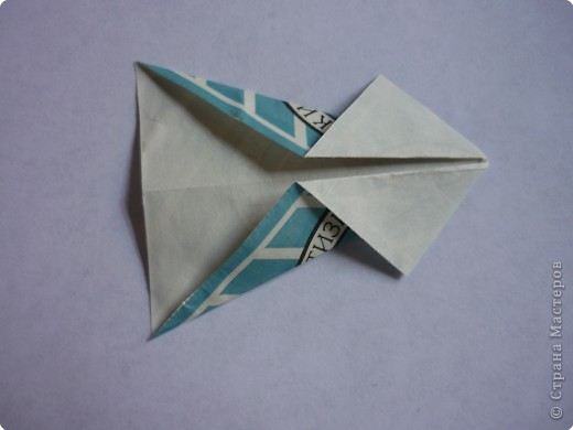 Оригами: Чайный узор 1 фото 6