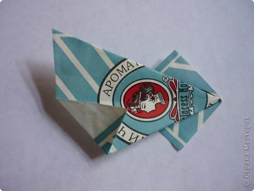Оригами: Чайный узор 1 фото 7