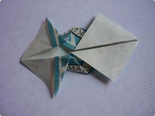 Оригами: Чайный узор 1 фото 9