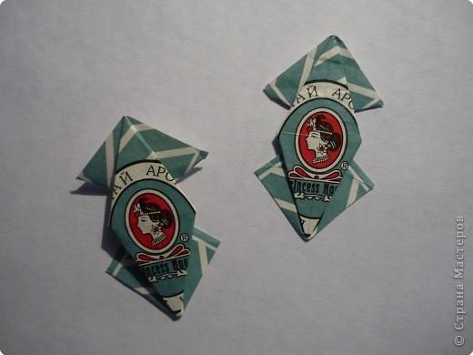 Оригами: Чайный узор 1 фото 10