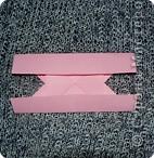 Делюсь самой любимой своей моделью оригами, изящной, легкой в исполнении  и практичной одновременно.  Автор шедевра - Ларри Харт.   фото 12