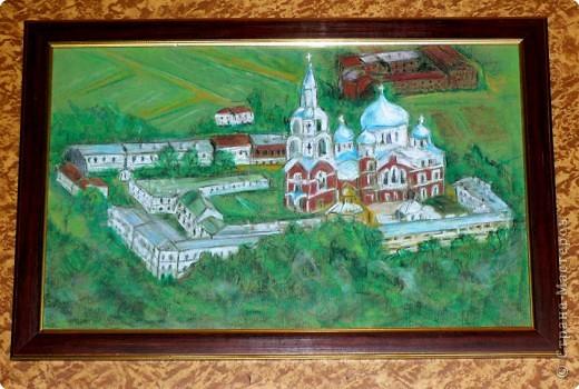 Валаамский Спасо-Преображенский монастырь фото 1