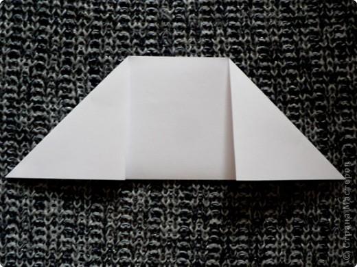 """Держатель для записок. По книге С. Соколовой """"Праздник оригами"""". По просьбе одной из Мастериц ;О) фото 5"""