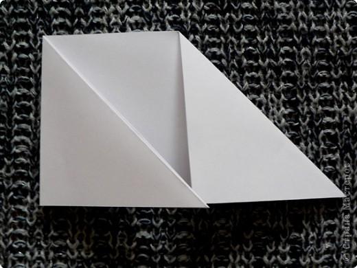 """Держатель для записок. По книге С. Соколовой """"Праздник оригами"""". По просьбе одной из Мастериц ;О) фото 6"""