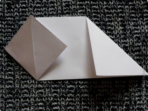 """Держатель для записок. По книге С. Соколовой """"Праздник оригами"""". По просьбе одной из Мастериц ;О) фото 8"""