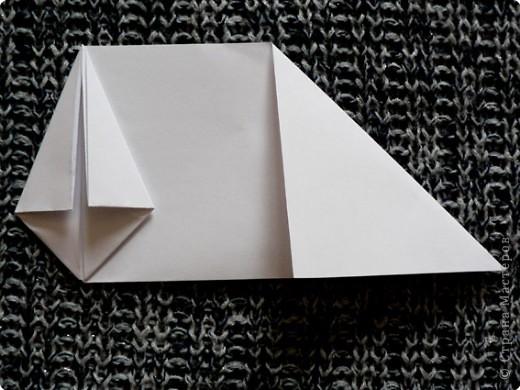 """Держатель для записок. По книге С. Соколовой """"Праздник оригами"""". По просьбе одной из Мастериц ;О) фото 9"""