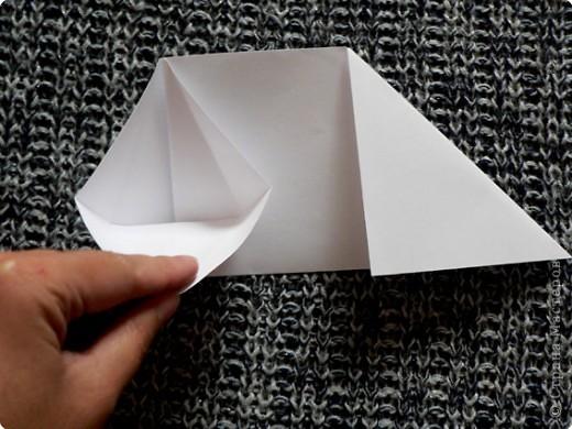 """Держатель для записок. По книге С. Соколовой """"Праздник оригами"""". По просьбе одной из Мастериц ;О) фото 10"""