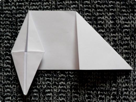 """Держатель для записок. По книге С. Соколовой """"Праздник оригами"""". По просьбе одной из Мастериц ;О) фото 11"""