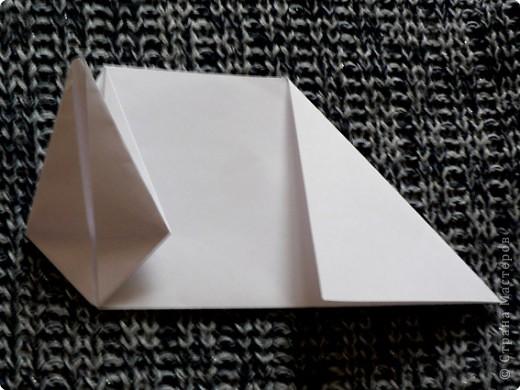 """Держатель для записок. По книге С. Соколовой """"Праздник оригами"""". По просьбе одной из Мастериц ;О) фото 12"""