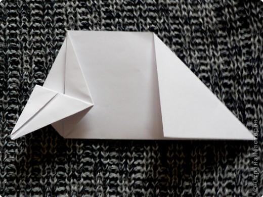 """Держатель для записок. По книге С. Соколовой """"Праздник оригами"""". По просьбе одной из Мастериц ;О) фото 13"""