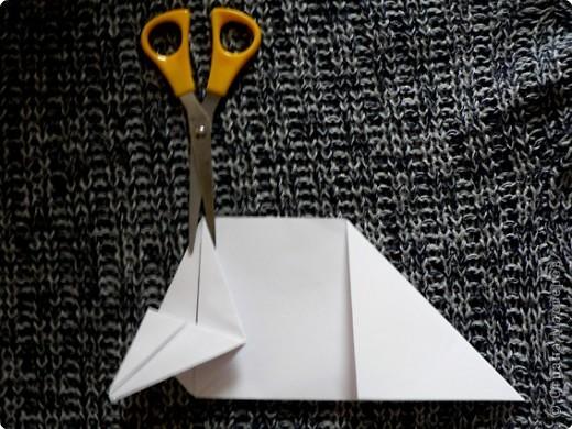 """Держатель для записок. По книге С. Соколовой """"Праздник оригами"""". По просьбе одной из Мастериц ;О) фото 14"""