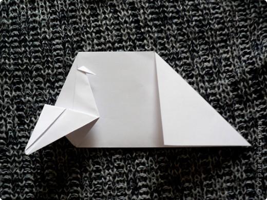 """Держатель для записок. По книге С. Соколовой """"Праздник оригами"""". По просьбе одной из Мастериц ;О) фото 15"""