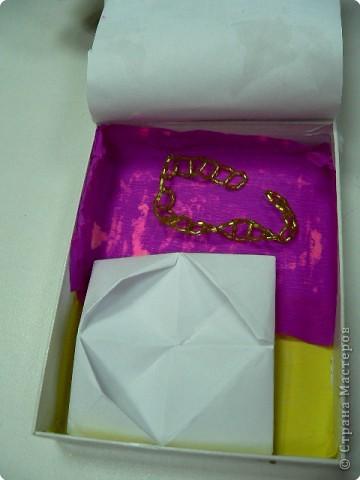 Квиллинг: Подарочек !! фото 4