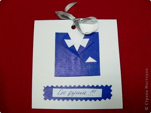 Квиллинг: позравительные открытки  фото 12