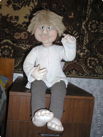 Куклы Шитьё Подсказка из чего можно сделать волосы кукле  фото 4