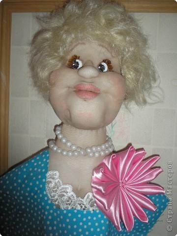 Куклы Шитьё Подсказка из чего можно сделать волосы кукле  фото 3